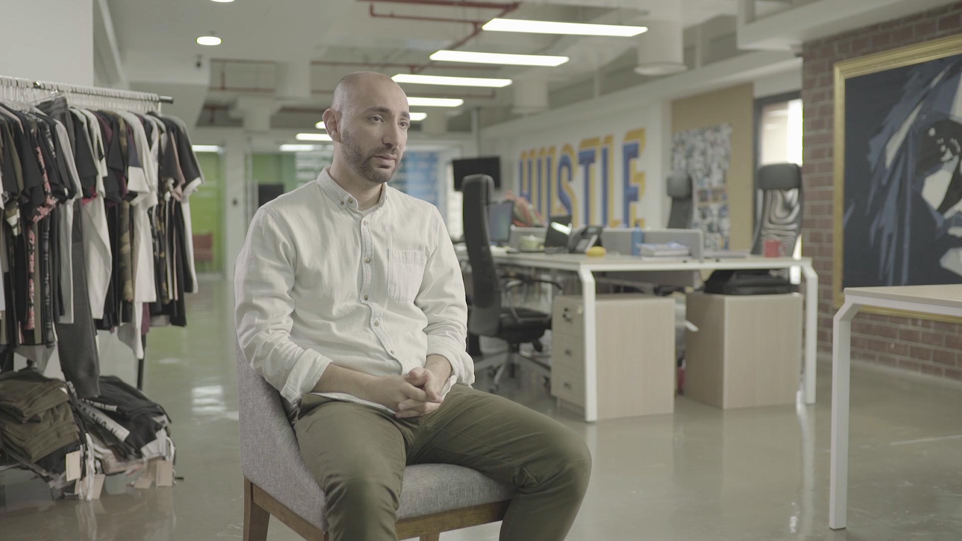 8d6795cb3 نمشي - سوق أزياء مبتكر - رائد أعمال Raed Aamal