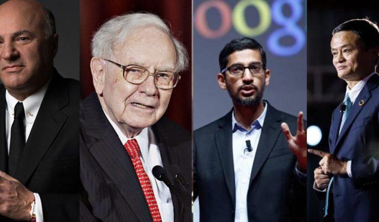 4 دروس حياتية يقدمها لنا رواد الأعمال الأكثر نجاحاً في العالم